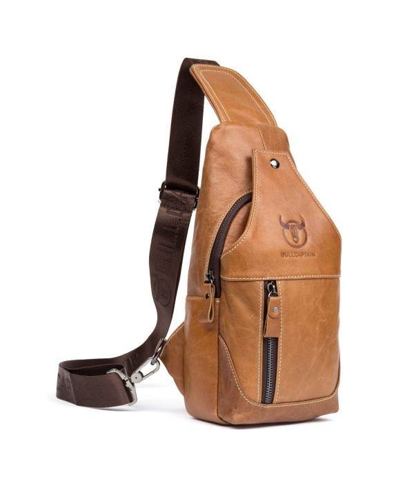 Bull Captain Shoulder Backpack Headphone