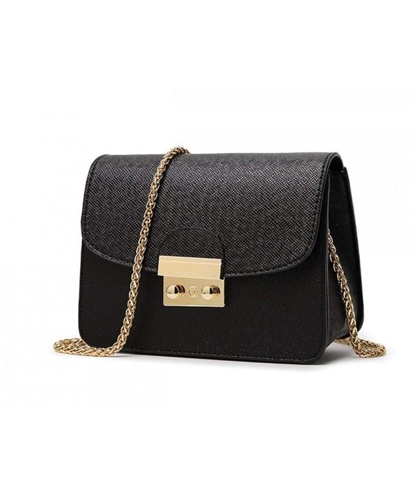 Womens Fashion Leather Clutch Purse