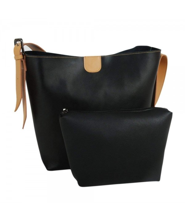 AGLAIA Adjustable Leather Shoulder Handbag