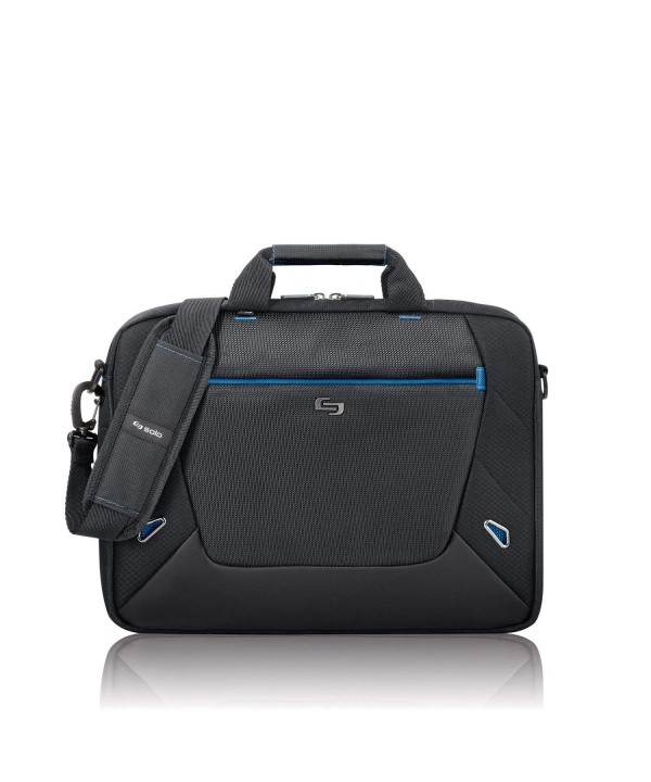 Solo Soar Laptop Brief Black