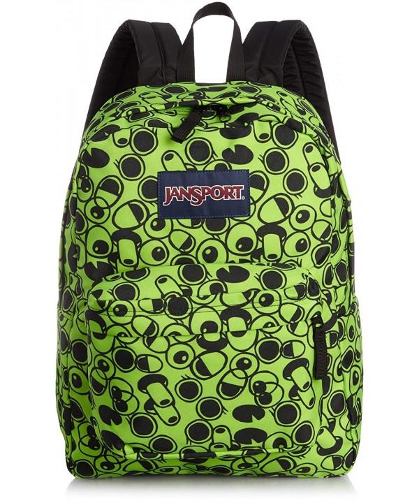 JanSport Superbreak Backpack Double Vision