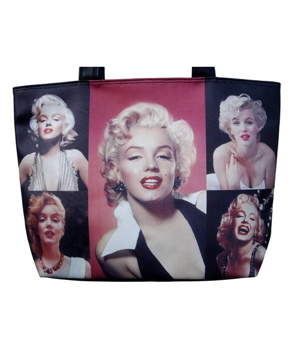 Marilyn Monroe Picture Collage Shoulder
