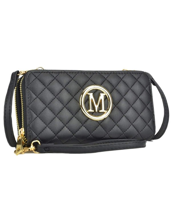 Collection Classic Monogram Messenger Crossbody