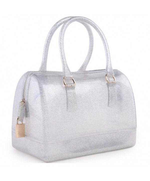 Momo House Arrival Handbag Transparent