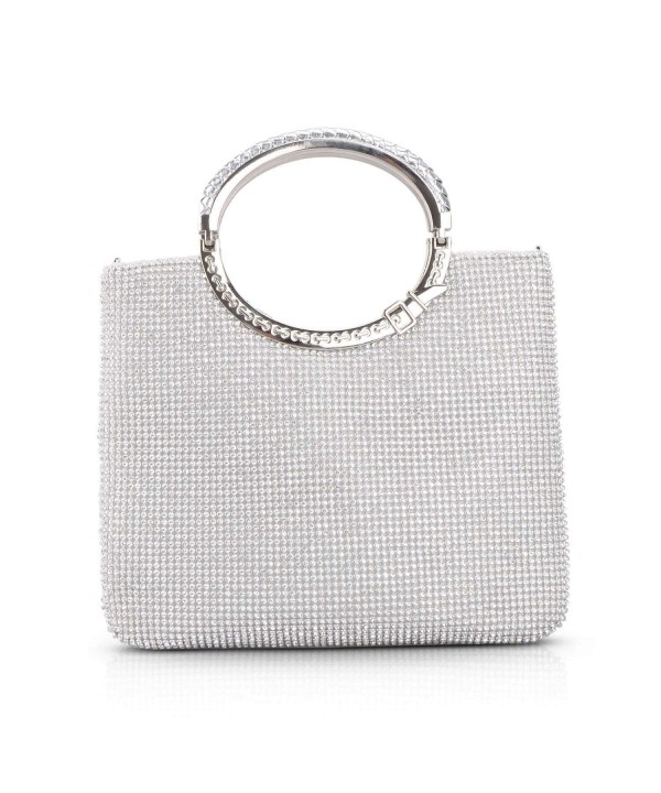 Kisschic Handbag Rhinestone Evening Clutches