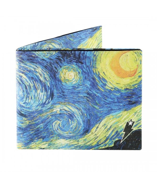 Unisex Tyvek Wallet Starry Supervek