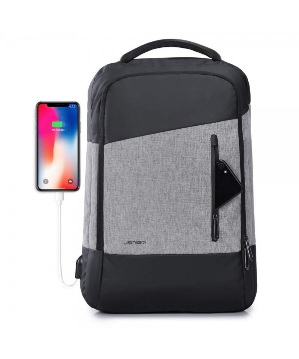 Business Backpack Charging Anti Theft Resistant