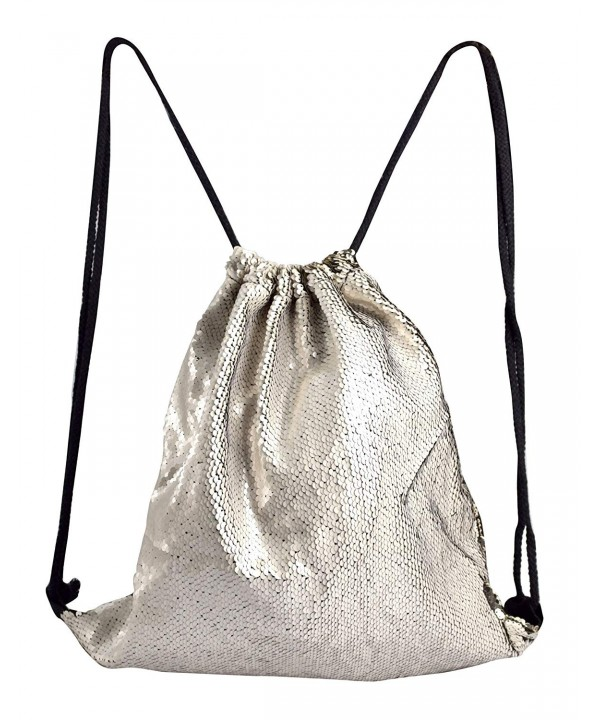 Peach Couture Reversible Drawstring Fashionable