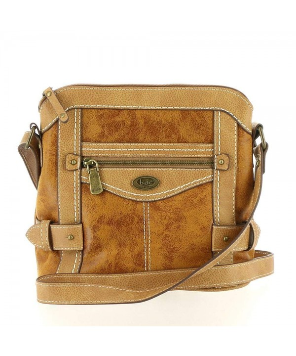 Womens Shackleford Dome Crossbody Saddle