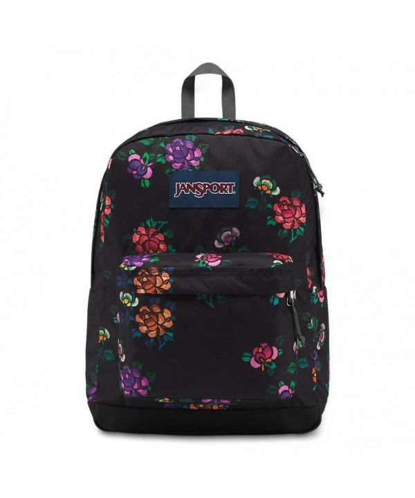 JanSport JS0A3C4N High Rise Backpack