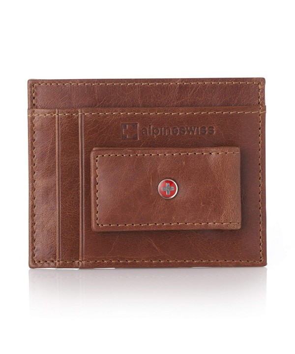 Alpine Swiss Magnet Money Wallet