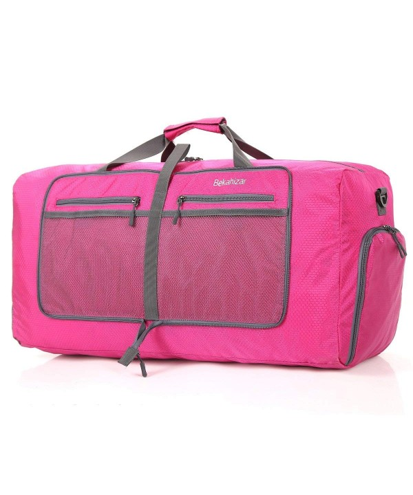 Bekahizar Duffle Lightweight Foldable Luggage