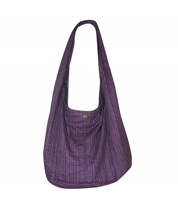 Hippie Crossbody Bag Messenger Handwoven