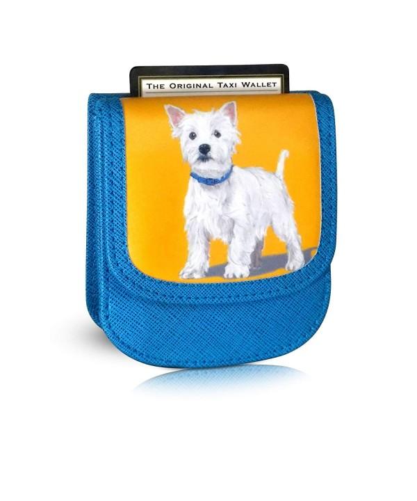 WALLET Westie Folding Minimalist Wallet
