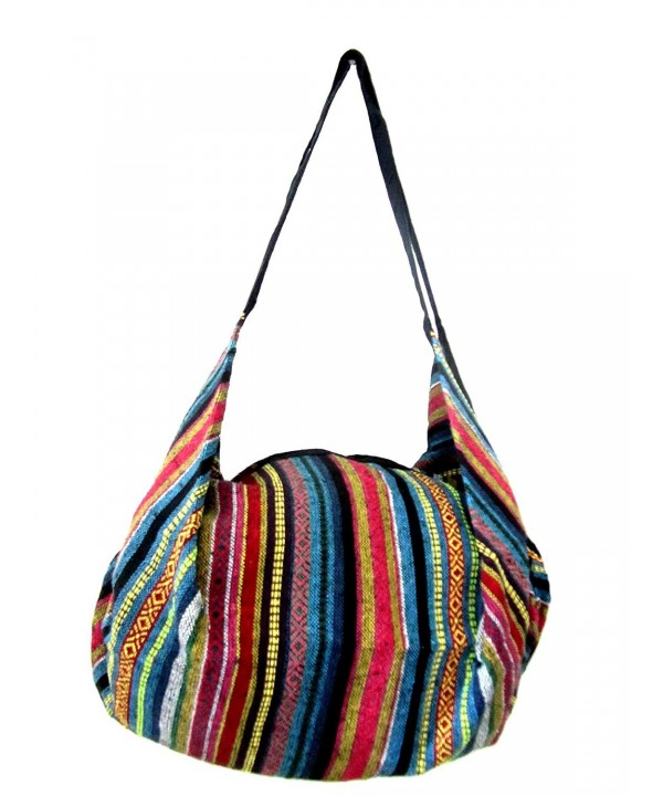 Convertible Crossbody Backpack Bohemian Shoulder