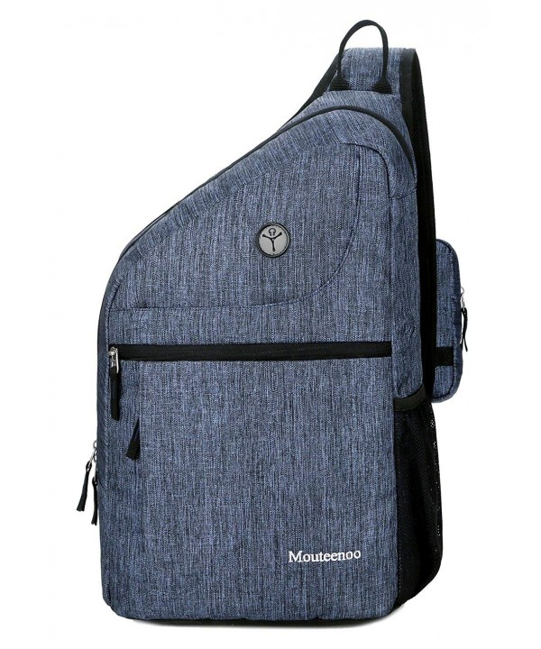 Sling Backpack Men Women Bag