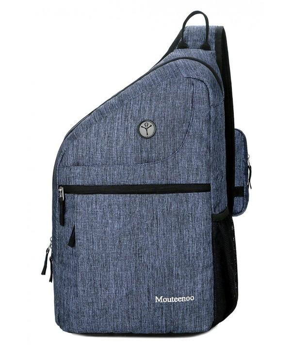 Sling Backpack Men Women Bag