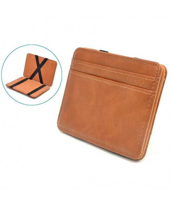 Pocket Wallet Minimalist Genuine Leather