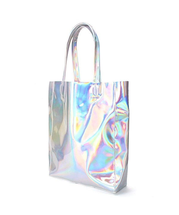 OURBAG Hologram Shoulder Shopping Handbag