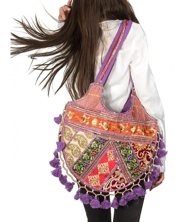 TribeAzure Shoulder Fashion Colorful Handbag