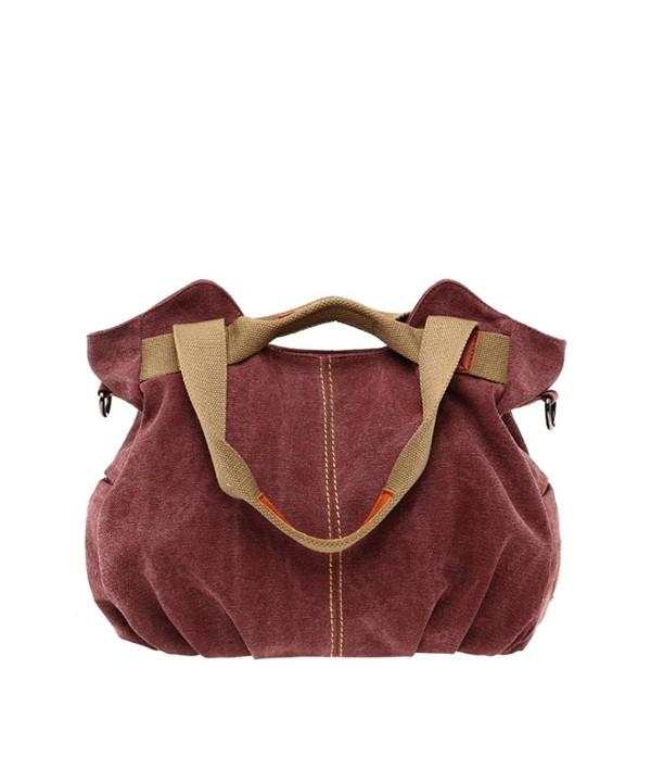 JSBKY Vintage Shoulder Shopper Handbag