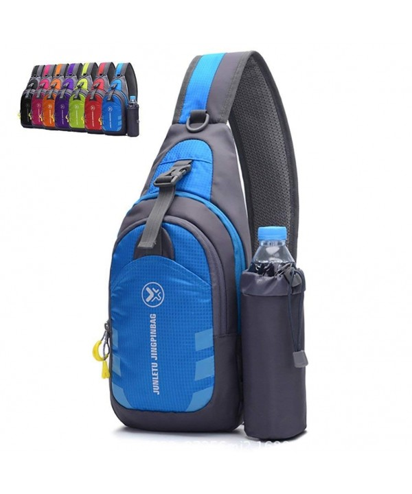 Peicees Crossbody Backpack Travel Daypack