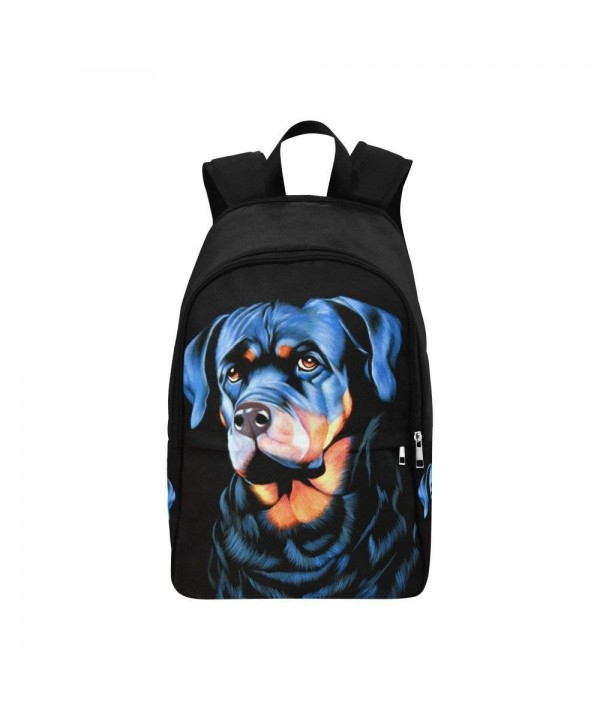 Artsadd Rottweiler Backpack Casual Daypack