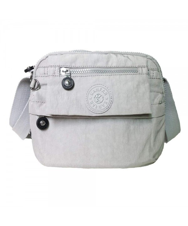 Crossbody Shoulder Lightweight Durable Pockets