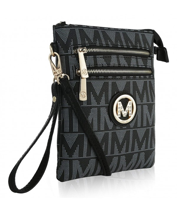 MKF Collection Charley Signature Crossbody