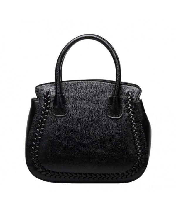 Women Leather Handbag Crossbody Shoulder