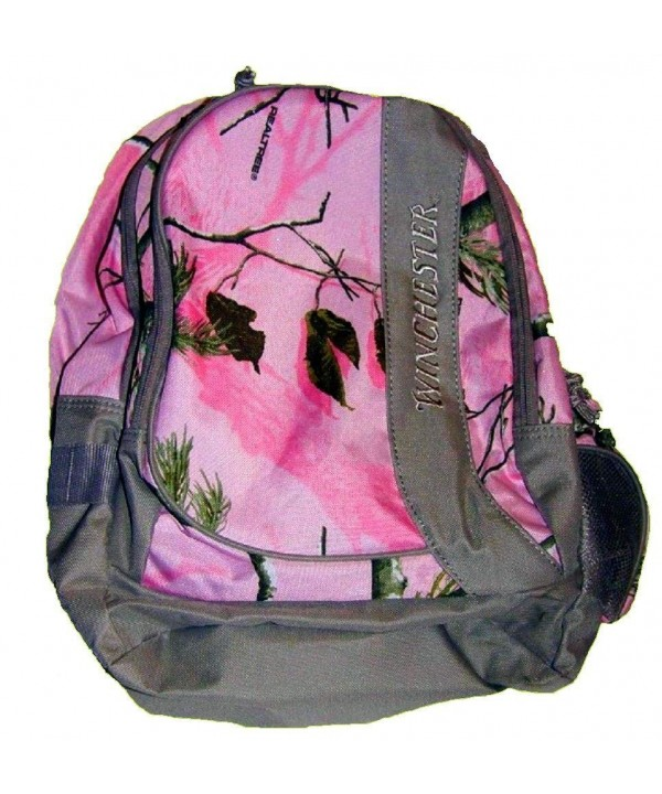Winchester Womens Pink Realtree Backpack