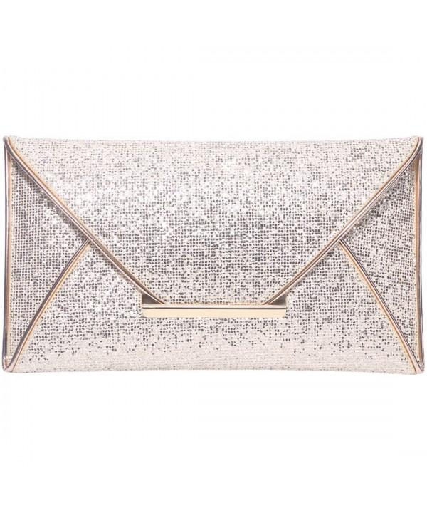 Jubileens Glitter Sequins Envelope Evening