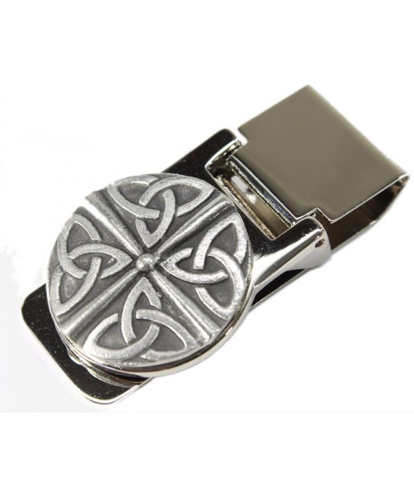 Irish Trinity Money Stainless Pewter