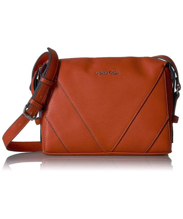 Nautica Northen Crossbody Burnet Orange