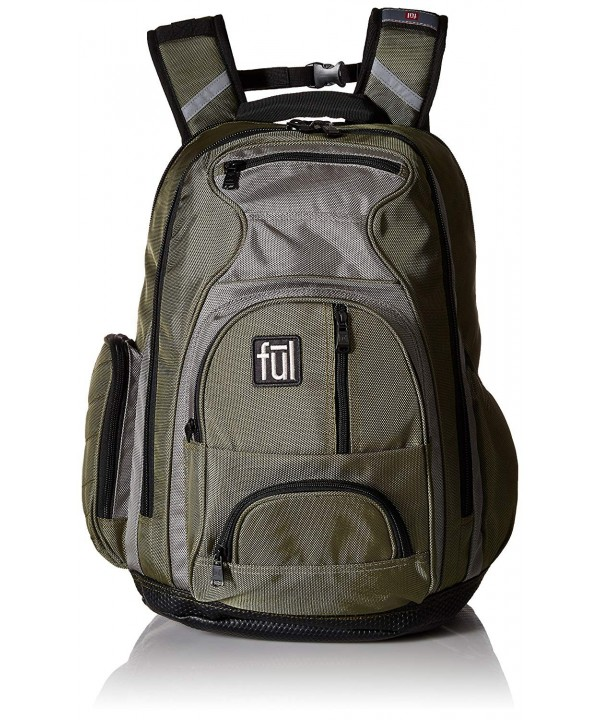 Fallin Padded Backpack 17 Inch Laptops