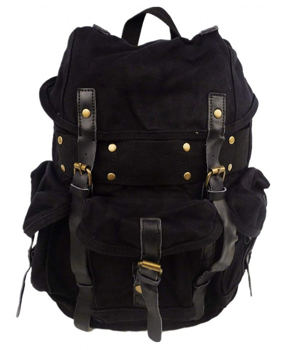 Vagabond Traveler Stylish Backpack C02 BLK