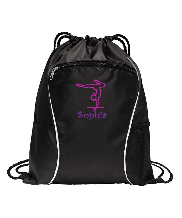 Break Company Personalized Gymnastics Sackpack