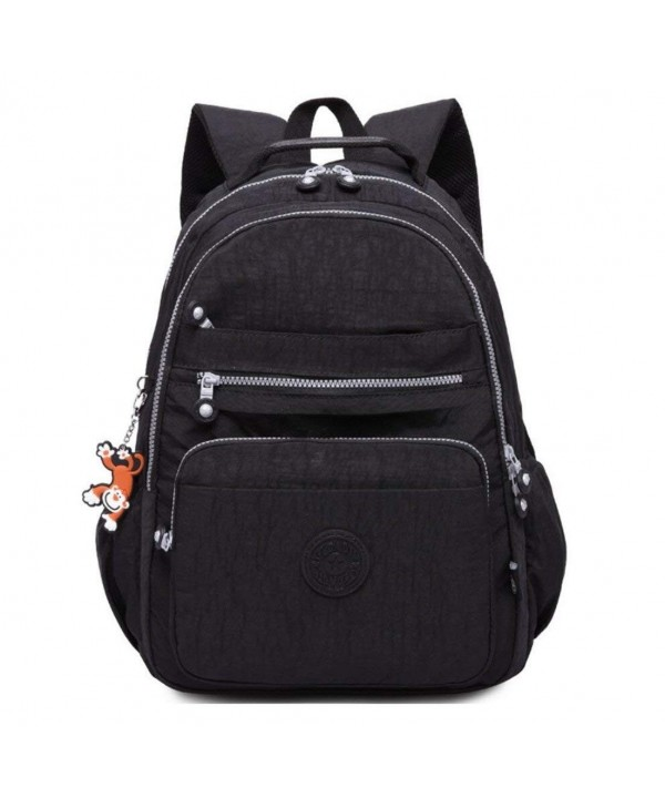 Lightweight Backpack Classic Resistant Multi Pocket