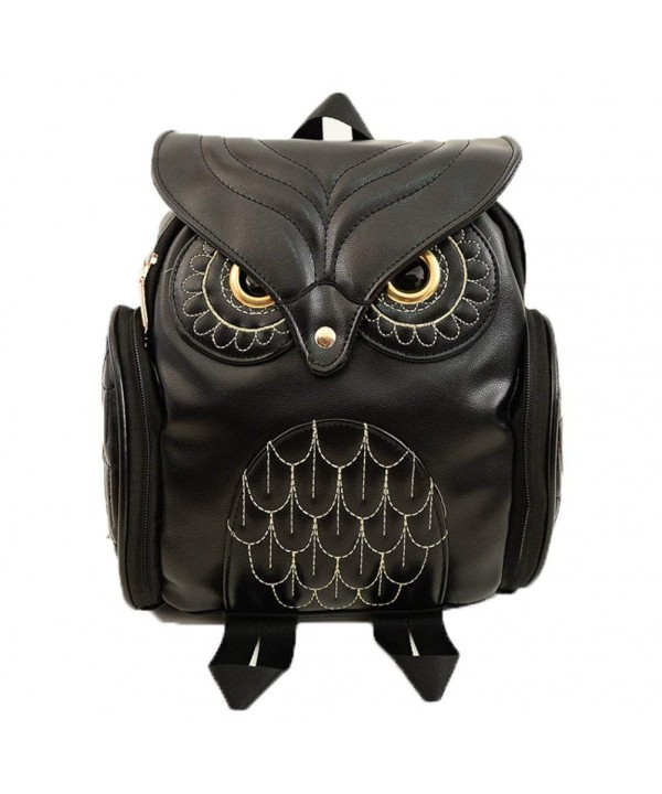 Donalworld Backpack Cartoon Leather Shoulder