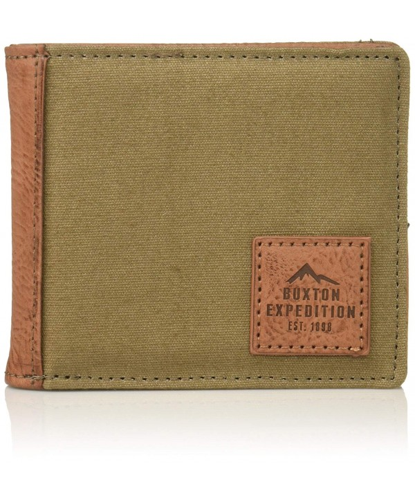 Buxton Expedition Huntington Blocking Slimfold