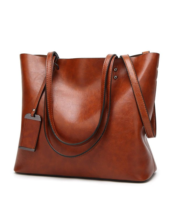 Vintage Genuine LeatherBag Shoulder Handbag