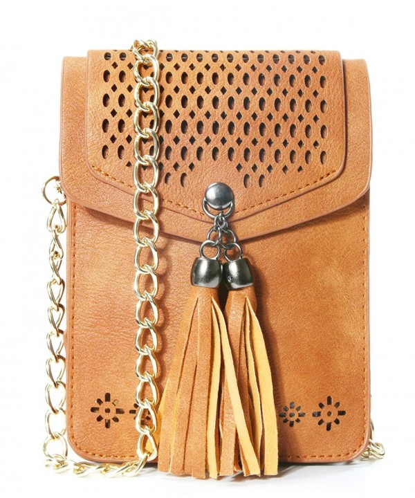 Crossbody Tassel Hollow crossbody Compact