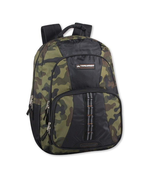 Trailmaker Multi Pocket Backpack green
