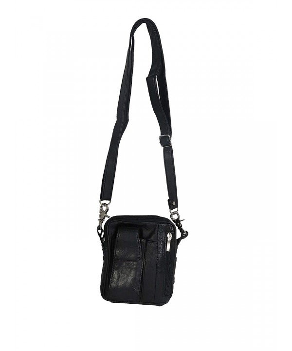 Leather Multi function Hand Shoulder Bag