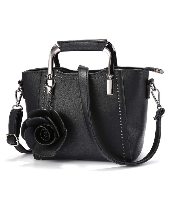 Top Handle JOSEKO Leather Handbag Crossbody