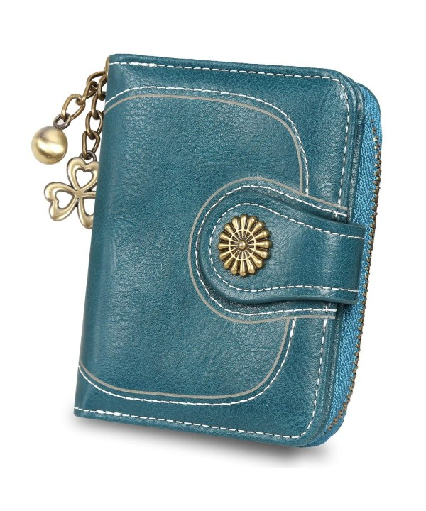 Wallet Holder Leather Wallets Ladies