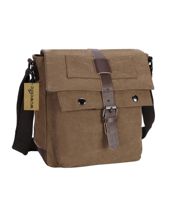 Wowelife Messenger Shoulder Crossbody Traveling