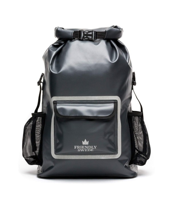 Friendly Swede Waterproof Backpack Ergonomic