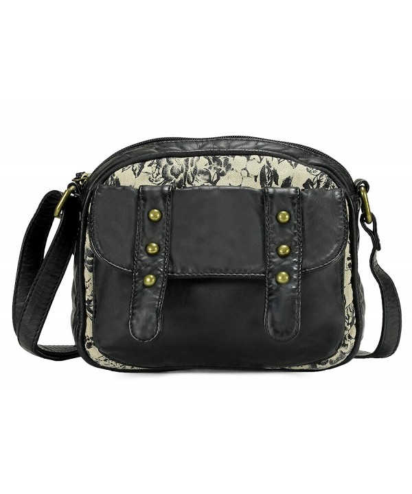 Scarleton Trendy Fabric Crossbody H192701