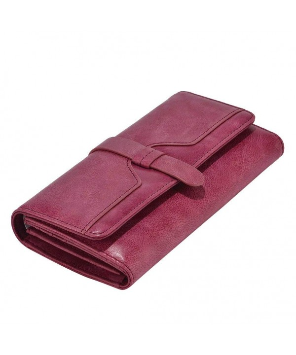 Wallets Capacity Vintage Genuine Leather